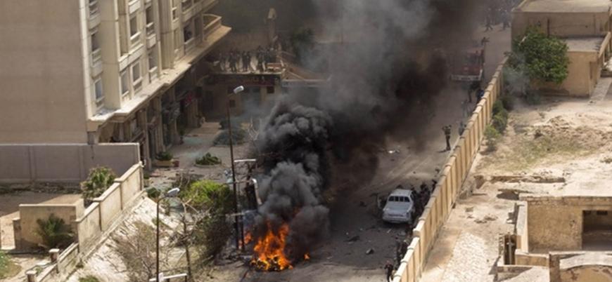 Mısır İçişleri Bakanlığı: Bombalı saldırının faili Hasm Hareketi