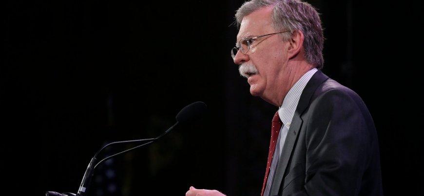 Trump'ın yeni danışmanı Bolton: Erdoğan, Mustafa Kemal'e karşı savaş yürütüyor