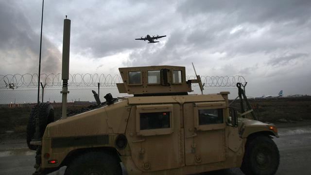 Taliban Sözcüsü: Bagram'da 23 ABD'li asker öldürdük