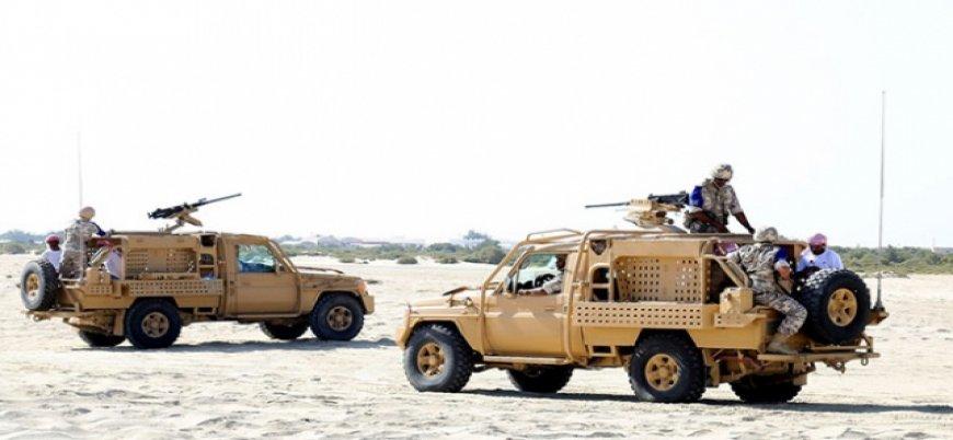 Türkiye ve Katar'dan ortak askeri tatbikat