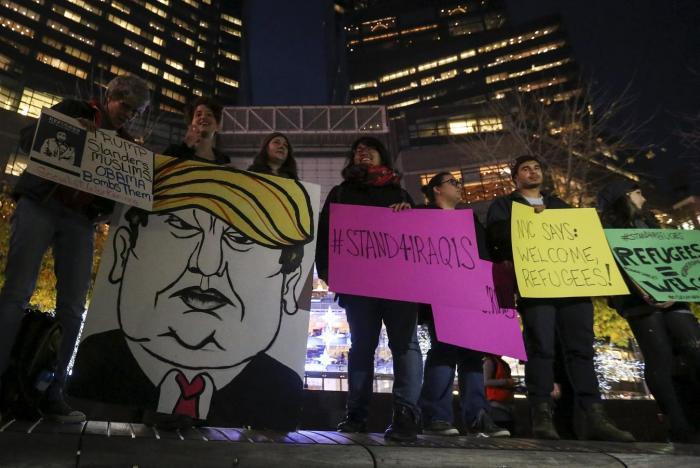 Trump karşıtları 4 gündür sokaklarda