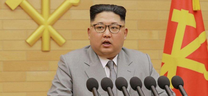 'Pekin'e giden trenin içinde Kuzey Kore lideri Kim Jong-un olabilir'