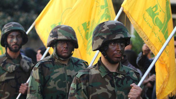 """""""Hizbullah Iraklı Şii militanları eğitiyor"""""""