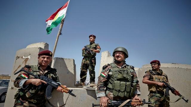 HRW: Peşmerge IŞİD'den aldığı Arap köylerini yıkıyor