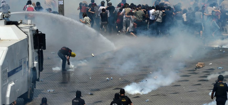 Türkiye'nin 'Gezi iddianamesi'ne ABD'den tepki