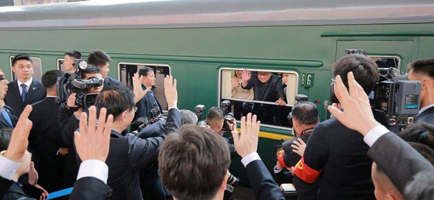 Kore'de tarihi buluşma 27 Nisan'da