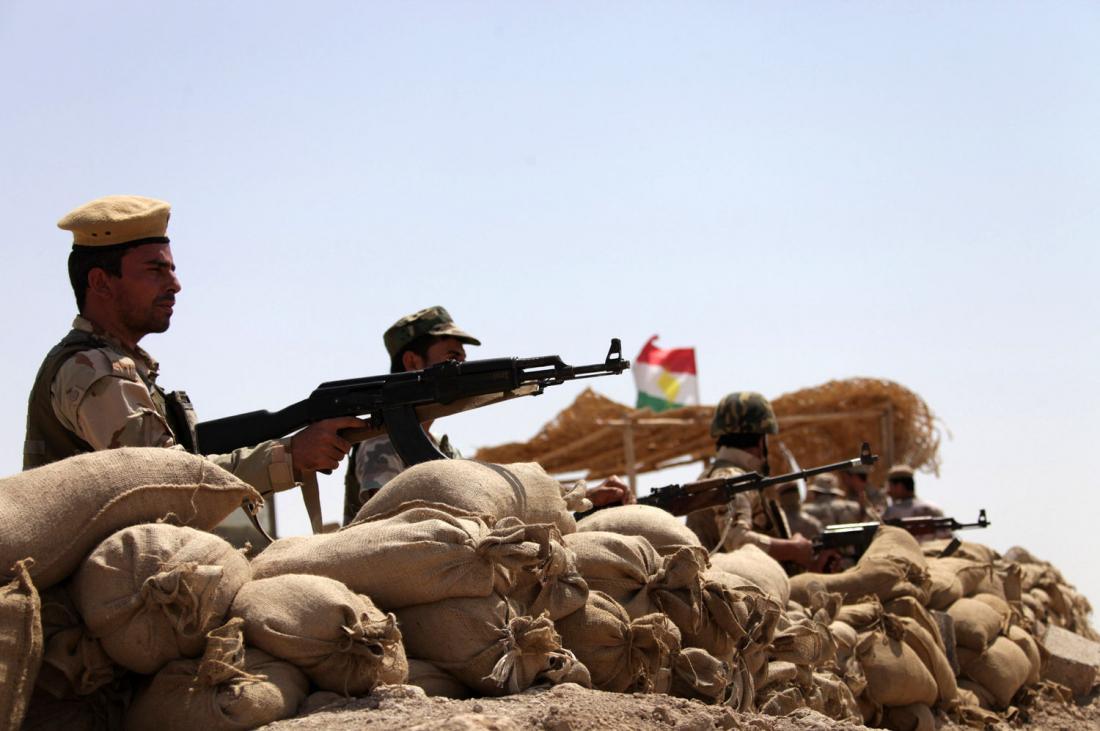 Peşmerge de Musul'a 'göz koydu': Karış karış Kürdistan toprağıdır
