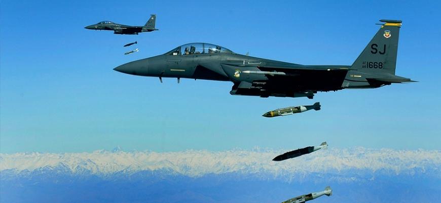 ABD'den Libya'da üst düzey el Kaide liderine hava saldırısı