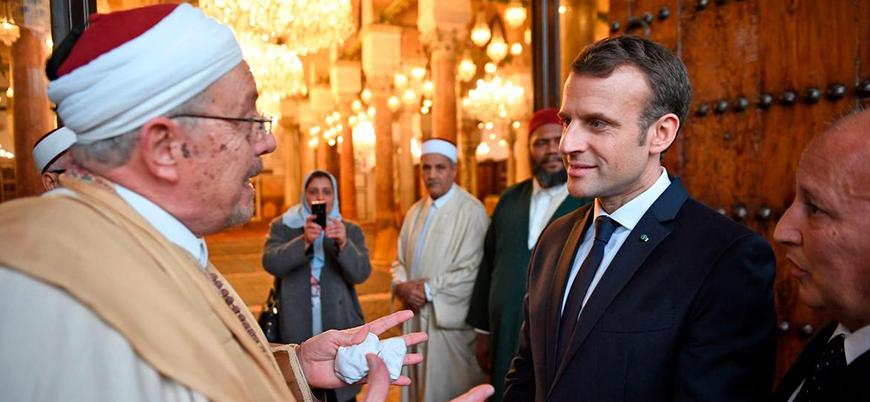 Fransa 'yurt dışı imam' uygulamasına son verdi: 'Fransız' imamlar yetiştirilecek