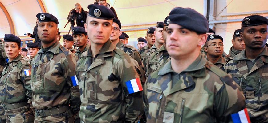 Fransa Türkiye'ye karşı Menbiç'e asker gönderiyor