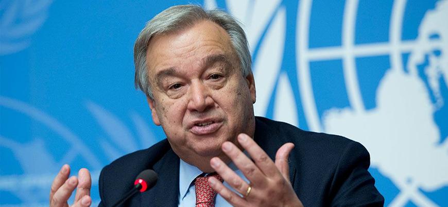 BM Genel Sekreteri: Dünya Soğuk Savaş dönemine doğru gidiyor