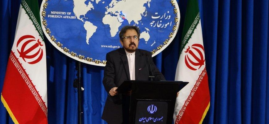 İran'dan sert tepki: Tecrübesiz Veliaht, Saddam'ı hatırlasın