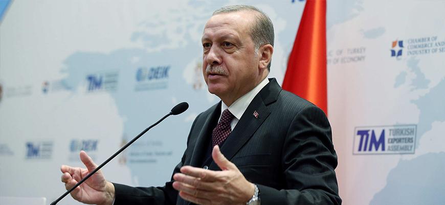 Erdoğan'dan Trump'a İsrail çağrısı: Bunlara müdahale etmeyecek misiniz?