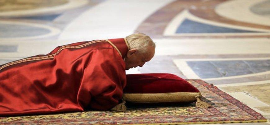 Papa: Utanmayı bilmemek utanç verici