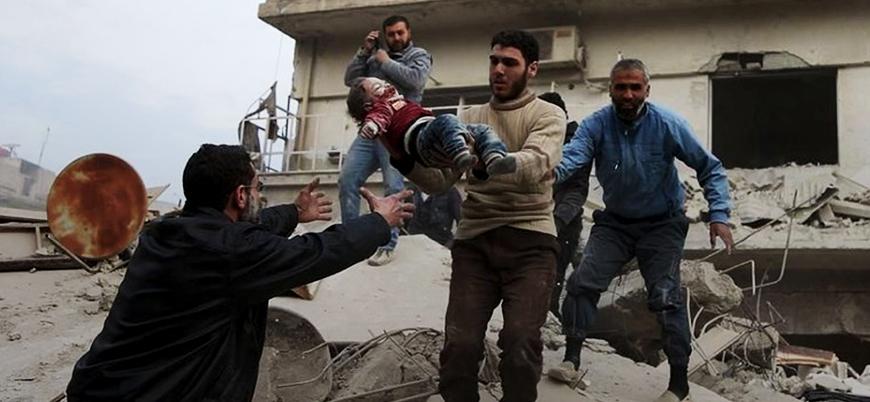 Deyr ez Zor'da bir ayda en az 61 sivil öldürüldü