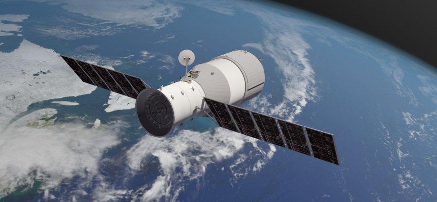 Tiangong-1 düşüşe geçti: Türkiye de tehdit altında