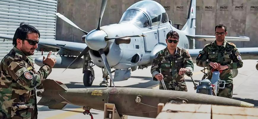 ABD destekli Afgan ordusu Kandahar'da sivilleri bombaladı: 22 ölü
