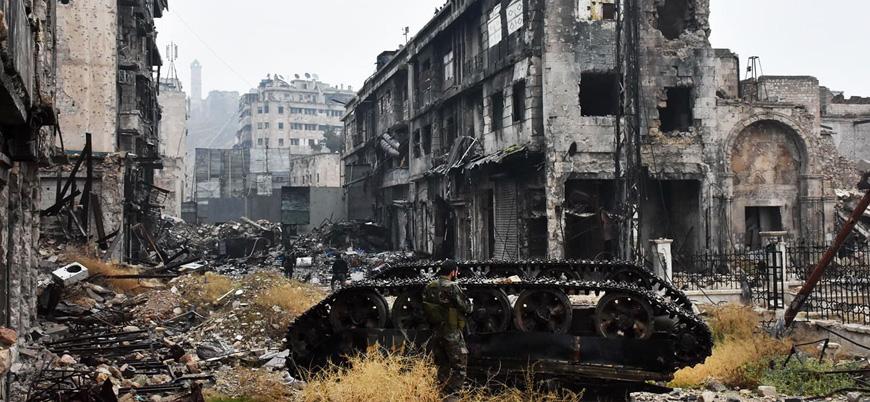 Savaşın 7 yılı: Suriye rejiminin zırhlı araç kaybının raporu