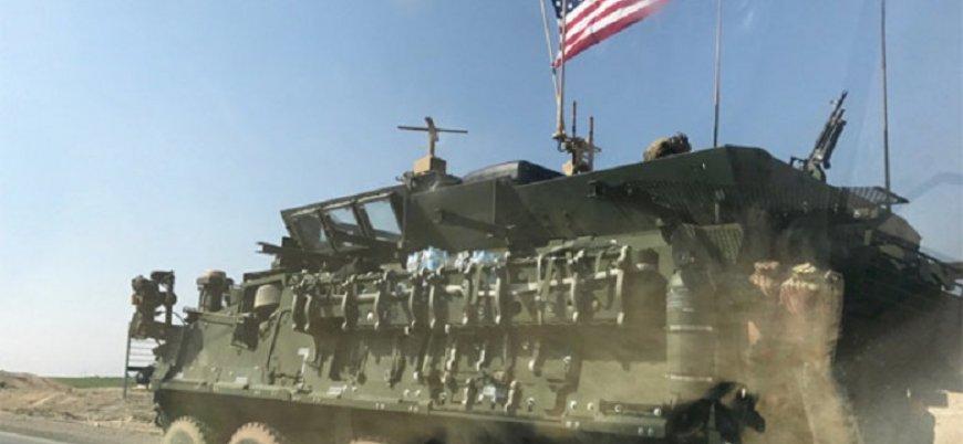 ABD'den Fırat Kalkanı hattına güç takviyesi