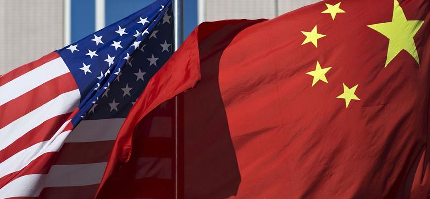 Çin'den ABD'nin ticaret savaşı hamlesine misilleme