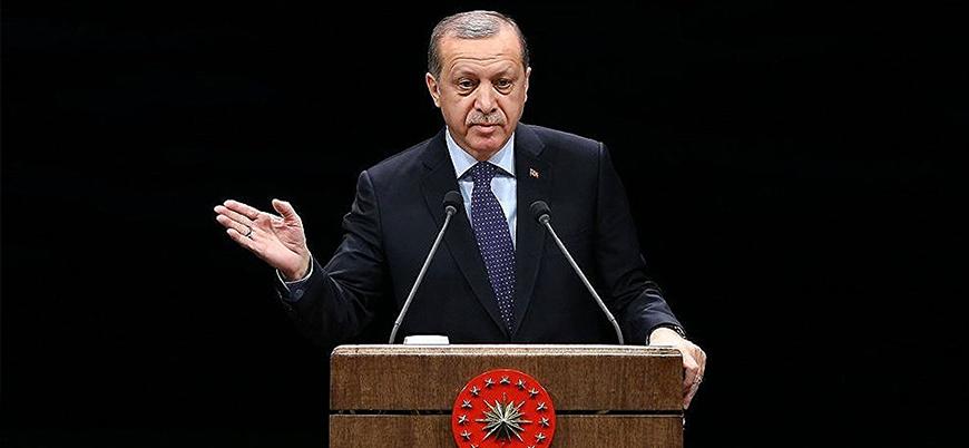 Erdoğan'dan 'kadın üniversitesi' açıklaması