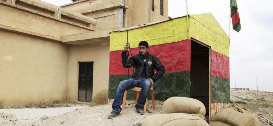 Afrin'den kaçan PKK'lılar, kovulan Arapların evlerine yerleşecek