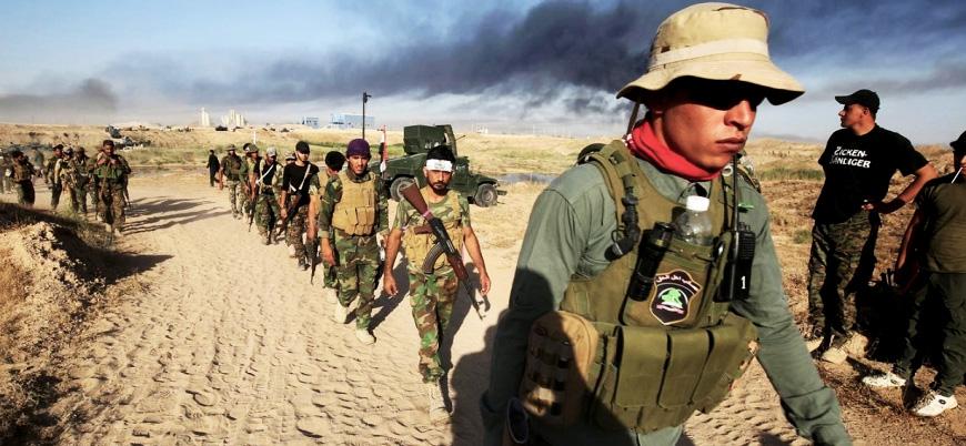Şii milislerden El Bukemal'e takviye güç