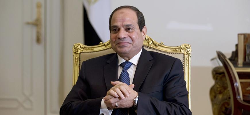 Arap ve Batı dünyasından tekrar 'seçilen' Sisi'ye tebrik yağdı