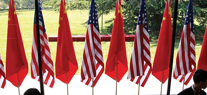 ABD'den Çin'e ticaret savaşı suçlaması: Küresel pazarı bozuyorlar