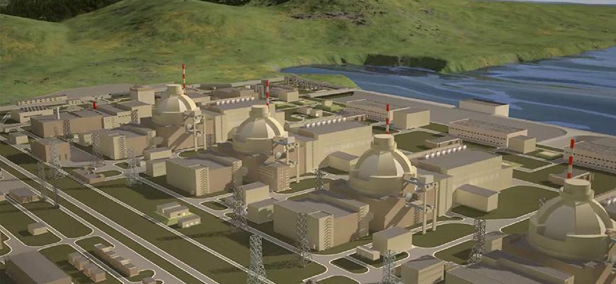 Akkuyu Nükleer Santrali'nin temeli bugün atılıyor