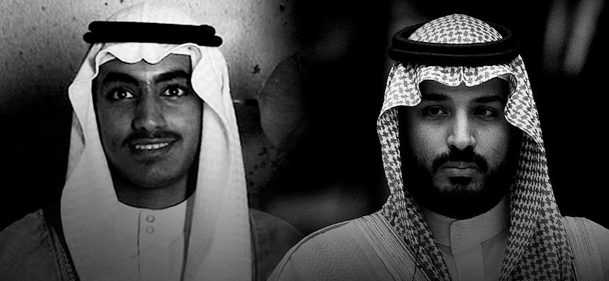 Hamza bin Ladin: Suud ailesi Osmanlı'ya ihanet etti, Filistin'i yüz üstü bıraktı