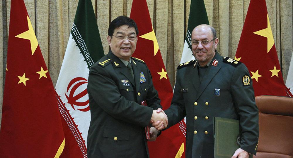 İran ve Çin arasında askeri işbirliği anlaşması