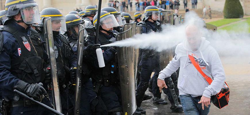Fransa'da grevler ve eylemler yayılarak artıyor