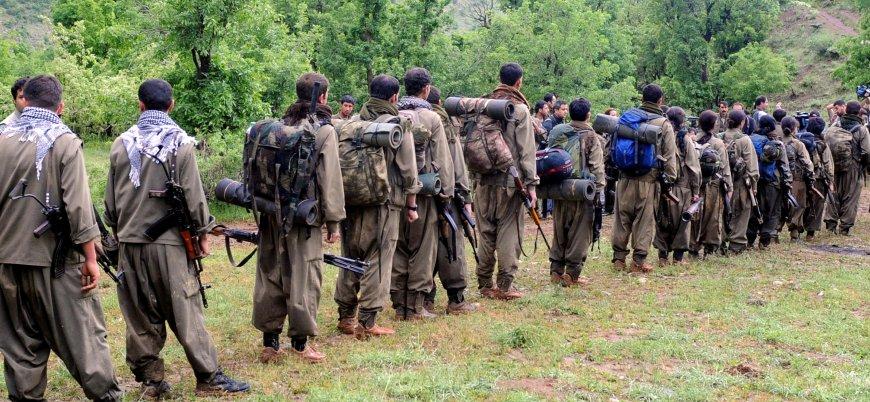 Bağdat hükümeti Sincar'daki PKK'lılara maaş verecek