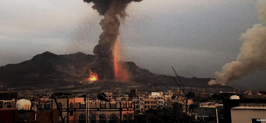 Suudi Arabistan koalisyonu Yemen'de sivilleri vurdu: En az 14 ölü