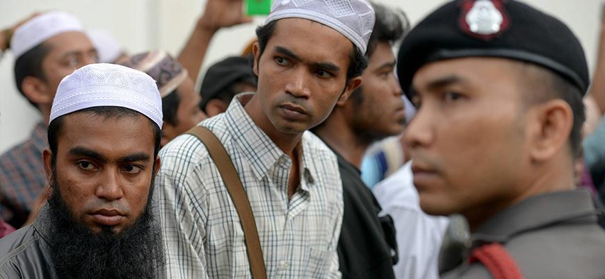 Bangladeş'e sığınan 100 bin Arakanlı Müslüman ölüm ve ciddi hastalık riski altında