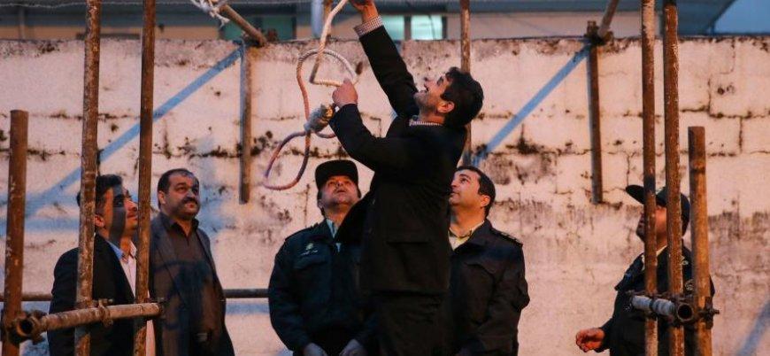 İran'da tarikat üyesine idam cezası