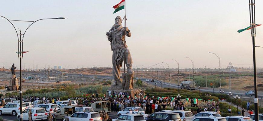 """""""Kürdistan bayrağı olmadan Kerkük'e dönmeyiz"""""""
