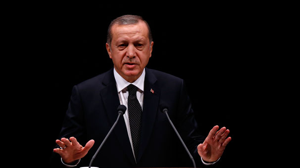 Erdoğan: Cumhurbaşkanının partisi ile ilişiği kesilmemelidir