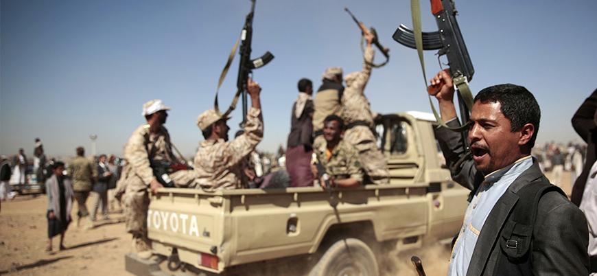 Husiler Suudi Arabistan'a füze atmayı sürdürüyor
