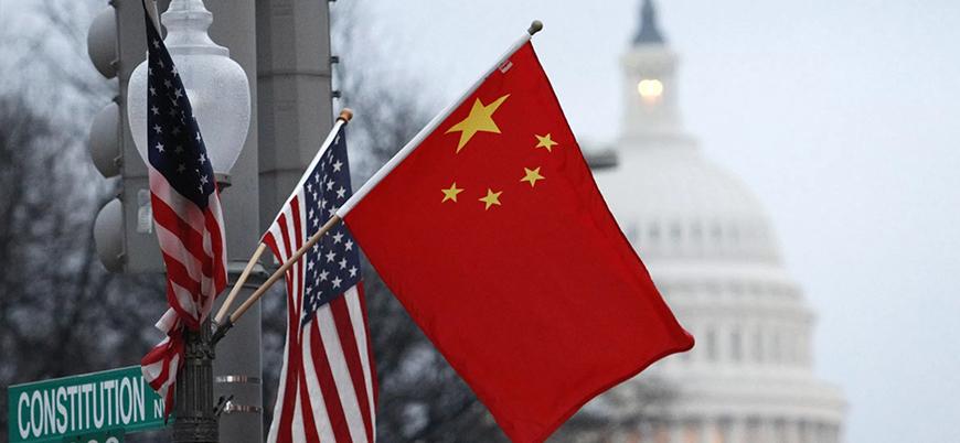 ABD'den Çin'e misilleme: 100 milyon dolarlık yeni hamle