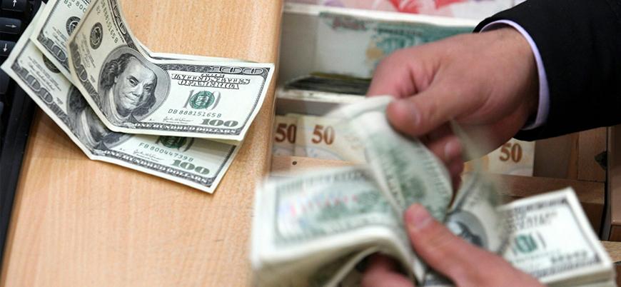 Dolar güne 6.06 seviyesinde başladı