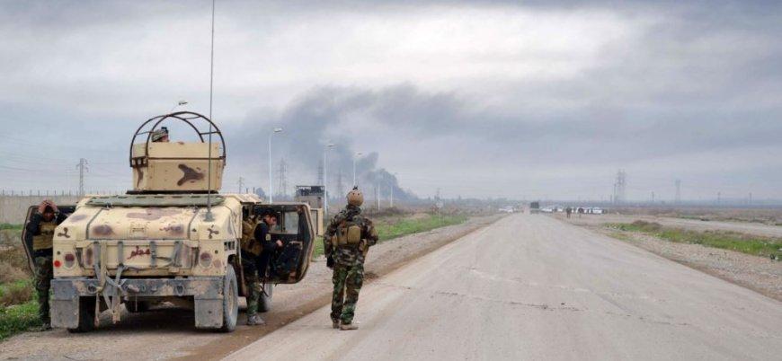 IŞİD'den Kerkük'te hükümet güçlerine büyük saldırı