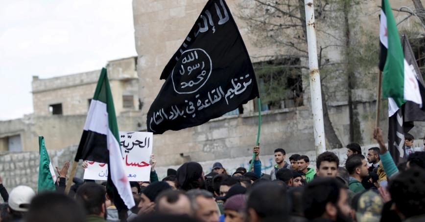 """""""IŞİD'in gerileyişini, El Kaide'nin yükselişi takip edebilir"""""""