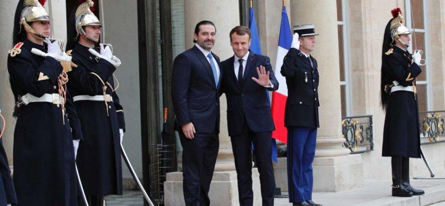 Paris'ten Lübnan için 11 milyar dolarlık yardım kararı