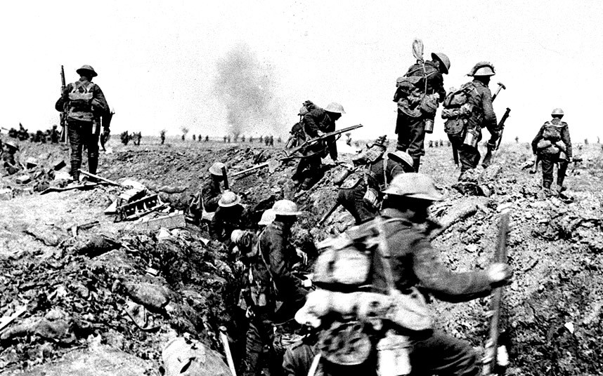 Birinci Dünya Savaşı'nın 'umulmadık' can kayıpları