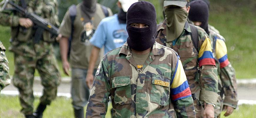 FARC bugüne kadar 256 kilogram altını teslim etti