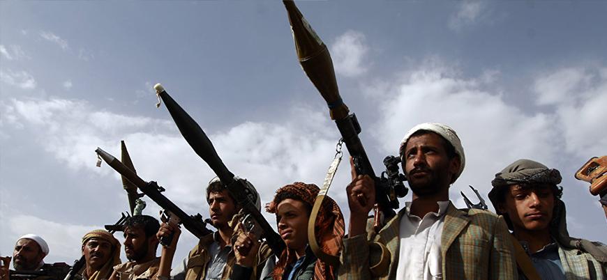 Husiler: Yemen'de Sudan askerlerini öldürdük