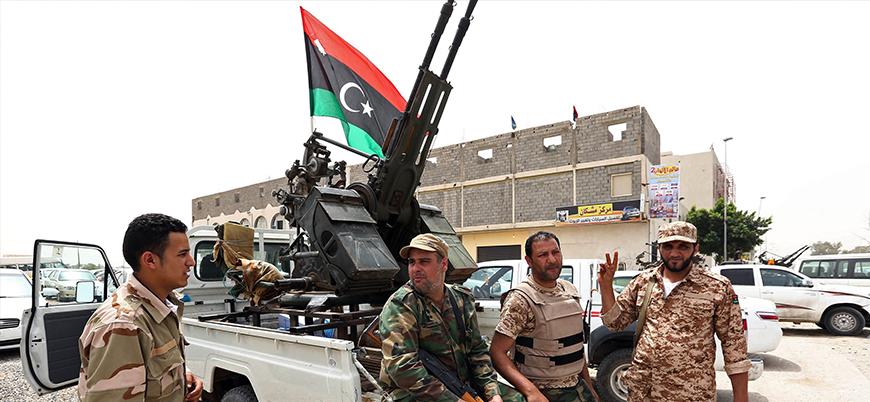 Libya'da 'tek ordu' için girişimler sürüyor