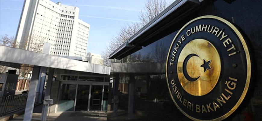 Araçlı saldırı sonrası Türkiye'den Almanya'ya taziye mesajı